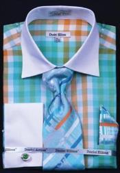 Pattern Dress Fashion Shirt/