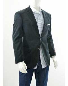 Cheap Priced Online Mens Corduroy Mens Wholesale Blazer - Modern Fit Black