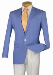 Fit Sportcoat Blue