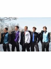 Teal  homecoming outfits for guys