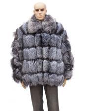 Fur Natural Silver Full