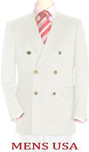 Quality Designer Casual Cheap Priced Fashion Blazer Dress Jacket Off White Mens Double Breasted Suits Jacket