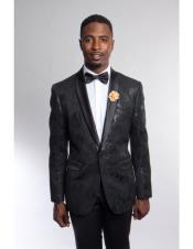 Fashion Stage Blazer ~ Sport coat Black