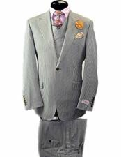 Mens Peak Lapel Wool