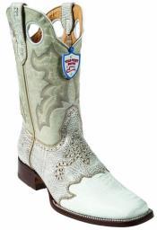 Skin Western Style Boot