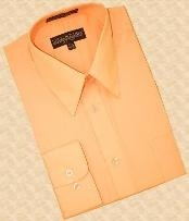 Cotton Blend Dress Shirt