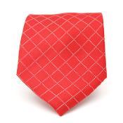 Diamond Checkered Neck Tie