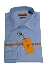 Regular-Cuff-Blue-Color-Shirt