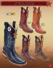 Leather Sole Cowboy Western