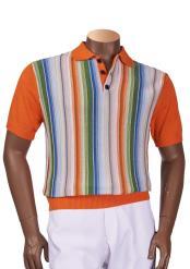 Short Sleeve Terracotta (Cotton