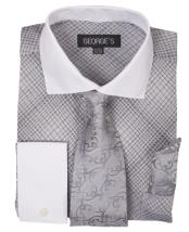 Sleeve White Collar Two