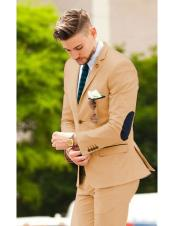 suit jacket with elbow