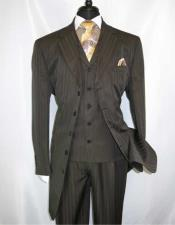 Lapel Wool 5 Button
