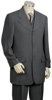 Lapel Single Breasted Notch