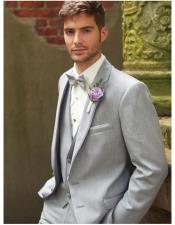 Single Breasted Notch Lapel