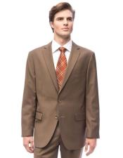 Mens Classic Two Buttons Authentic Giorgio Fiorelli Brand suits