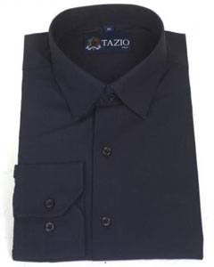 Dress Shirt Slim Fit Navy