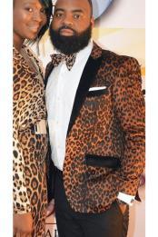 Animal  Leopard - Animal Print Blazers Print  Exotic Skin Pattern