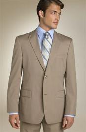men's beige suit