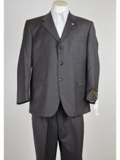 Lapel Three Button Classic