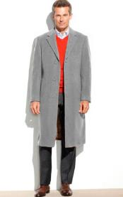 Coat Light Gray 3