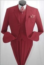 Buttons 3 Pieces With Nice Cut Smooth Soft Fabric Mens Suits