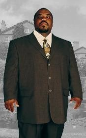 BIG & TALL CHARCOAL Discounted Sale Up to Size 82 SUIT