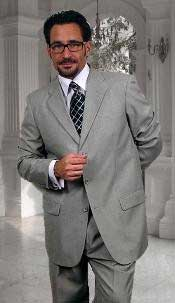 Super 120s Wool Suit
