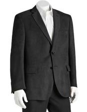 Mens Black Classic Fit