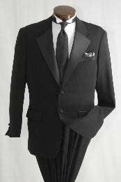 Pleated Pants (Regular Fit Jacket) Buy & Dont pay Tuxedo Rental