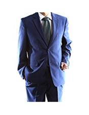 2 Button Notch Lapel Single Breasted Suit (We have more Braveman