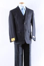 Two Button 5 Pcs Boy Dress Suit Set Size From Baby to