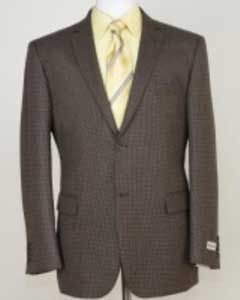 Coat Mens Two button