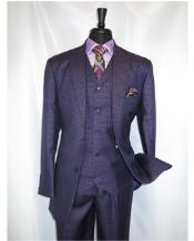 Grape houndstooth checkered Two