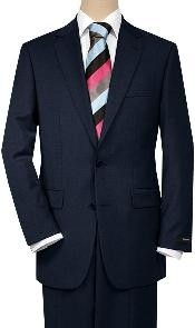 navy blue High end quality Suit Separates ~ Full sleeved single