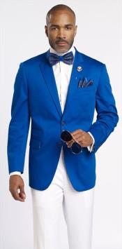 Mens Royal 2 Button Mens Wholesale Blazer