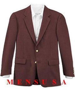 Burgundy ~ Maroon Blazer~ Wine Color Designer Casual Cheap Priced Fashion Mens Wholesale Blazer Dress Jacket 2