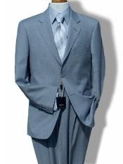 Groomsmen Suits R&H 2 Button Side Vents Modern Fit Jacket With Flat