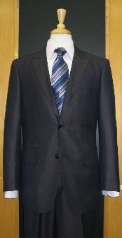 Peak Lapel Dark Navy