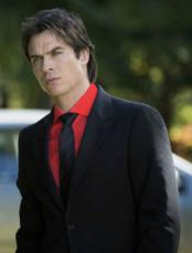 Black Suit Red Shirt Black Tie Package Deal As Seen In