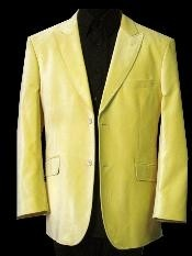 MULB-313 SOLID Yellow VELVET