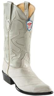 West Bone Eel Cowboy Boots