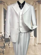 White suits for men