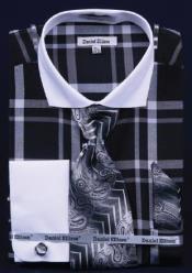 Plaid Pattern Dress Fashion