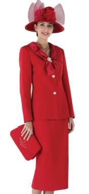 Dress Set Red