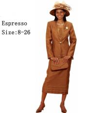 Dress Set Espresso