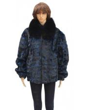 Sheared Genuine Mink With