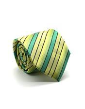 Ferrecci Yellow/Green Striped Premium