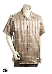 Walking Suit Set Taupe