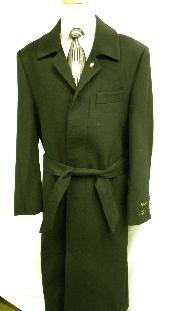55 3 Button Overcoat